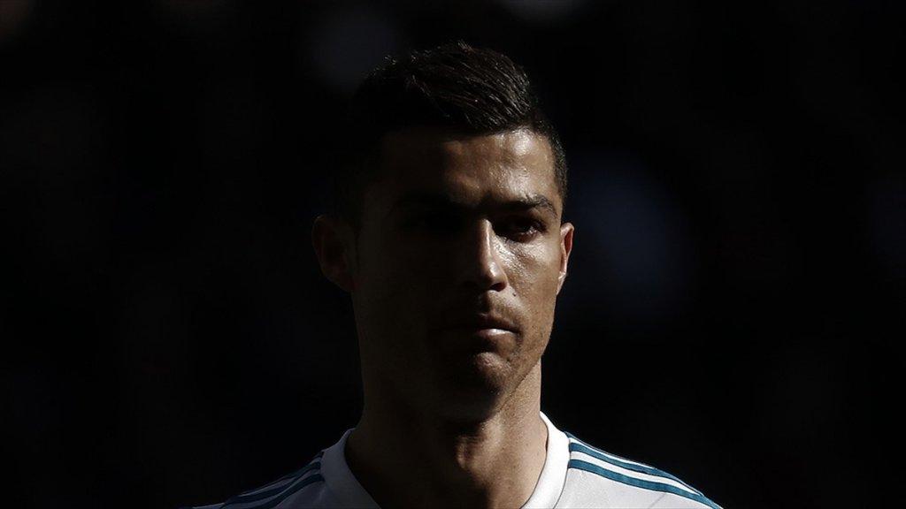 Cristiano Ronaldo'dan 'Evde Kal' Çağrısı