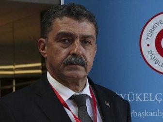 Yeni Delhi Büyükelçisi Torunlar'dan Türk Vatandaşlarına 'Kovid-19' Çağrısı