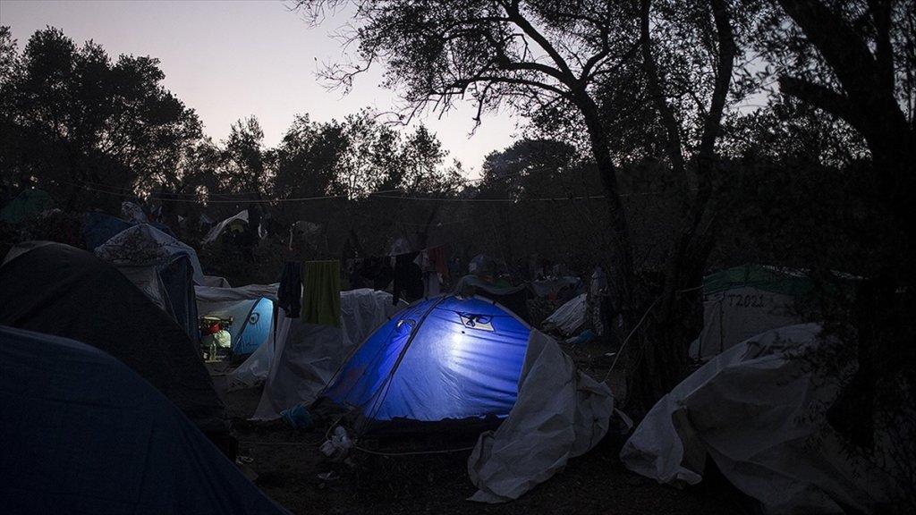Yunanistan'da korkulan oldu! Resmen kamplardaki gelişmeyi ilan ettiler