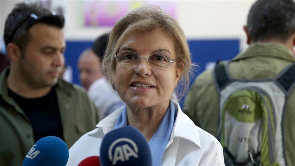 Tansu Çiller'den Kampanyaya rekor bağış! Ardından mesaj paylaştı