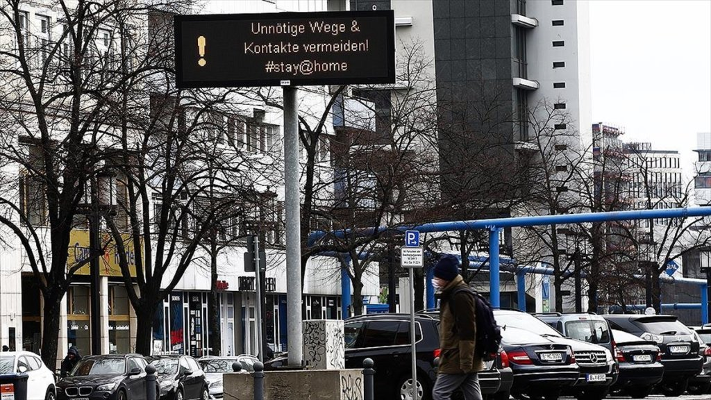 Almanya'da Koronavirüs nedeniyle kayıp büyük oldu! Son gelen rakamlar