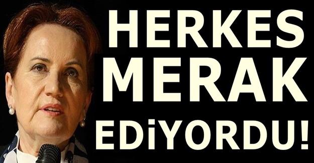 Koronavirüs iddiaları üzerine Meral Akşener hakkında açıklama yapıldı!