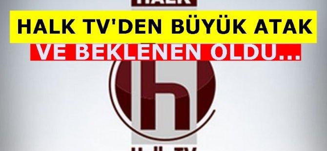 Halk TV kadrosuna müthiş transfer! Gelişmeyi sosyal medyadan duyurdu