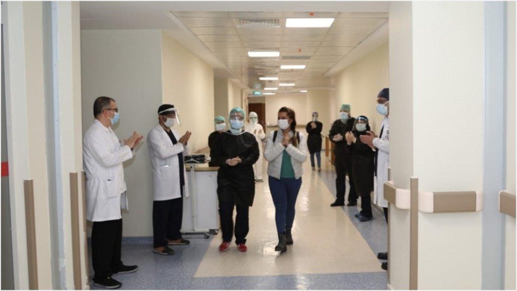 Türkiye'de Koronavirüsten an itibariyle iyileşenlerin sayısını bakanlık açıkladı