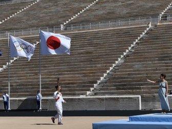 Olimpiyat Meşalesi Salgın Nedeniyle Sergiden Kaldırılacak