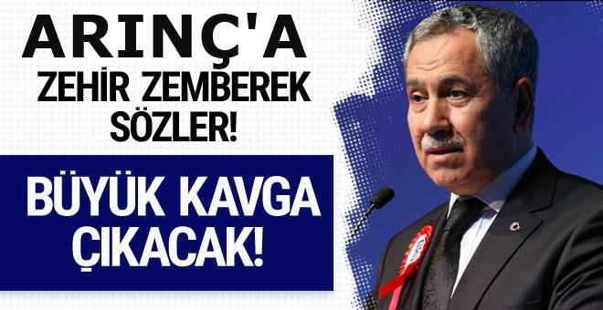 AKP'de büyük gerilim! Bülent Arınç'a ateş püskürdüler! İlk Bomba Metiner'den..