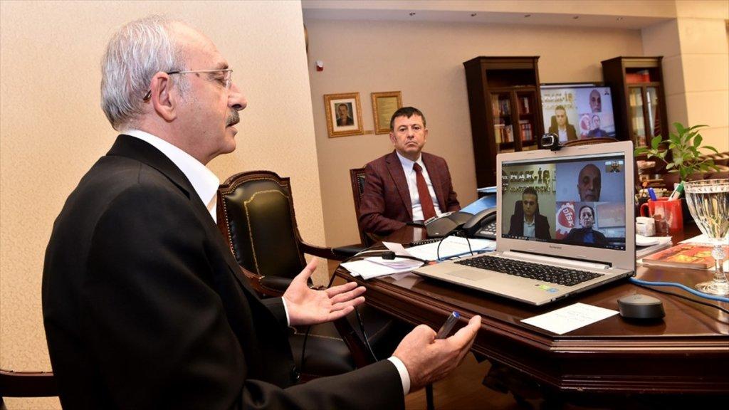 Kılıçdaroğlu'ndan Hep birlikte mücadele ediyoruz açıklaması
