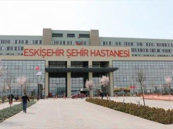 Eskişehir Şehir Hastanesi Olağan ve Olağanüstü Durumlar İçin Hazır