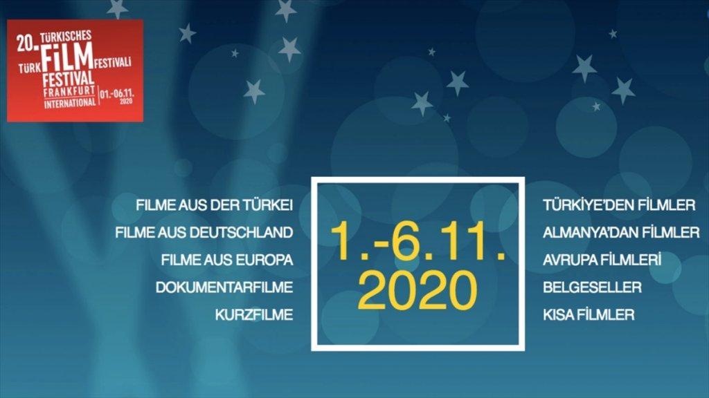 Almanya'daki Uluslararası Frankfurt Türk Film Festivali Başvuruları Başladı