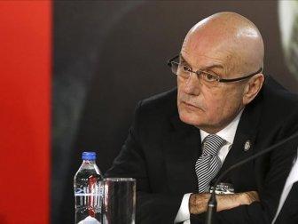 Tevfik Yamantürk: 'Ahmet Nur Çebi'nin Mali Sorunlara Çözüm Bulacağına İnanıyorum'