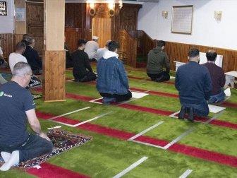 Danimarka'da Camiler Yeniden Açıldı