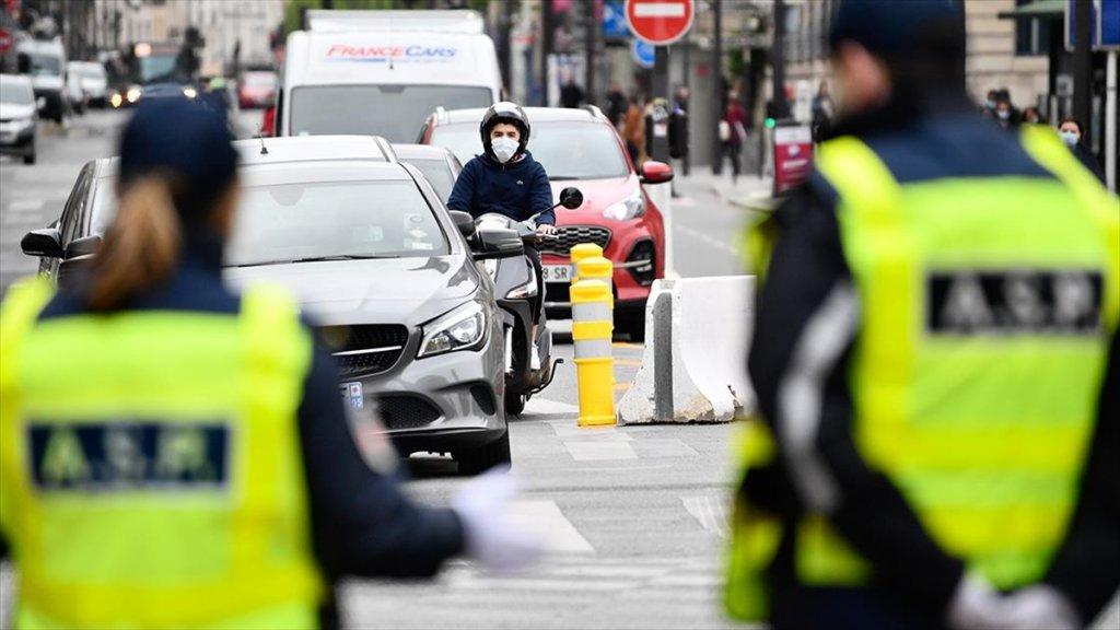 Fransa'da Kabus! Kovid-19'dan kayıplarda rekor yükseliş