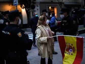 İspanya'da OHAL 7 Haziran'a Kadar Uzattı