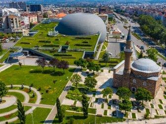 Ziyaretçilerini 'Kuruluş'a Götüren Panoramik Müze Açılışa Hazırlanıyor