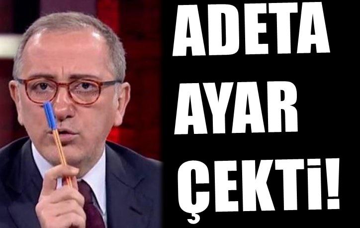 Fatih Altaylı'dan çok sert CHP isyanı! Adeta ayar çekti