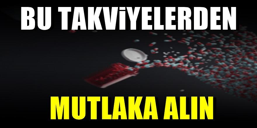 Türk Doktordan Koronavirüse Karşı 6 önemli takviye önerisi geldi!