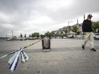 Türkiye Koronavirüsün Gölgesinde Buruk Bir Bayram Sabahına Uyanacak