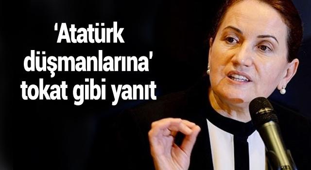 İyi Parti lideri Meral Akşener'den Halk TV'de olay Laiklik Çıkışı!