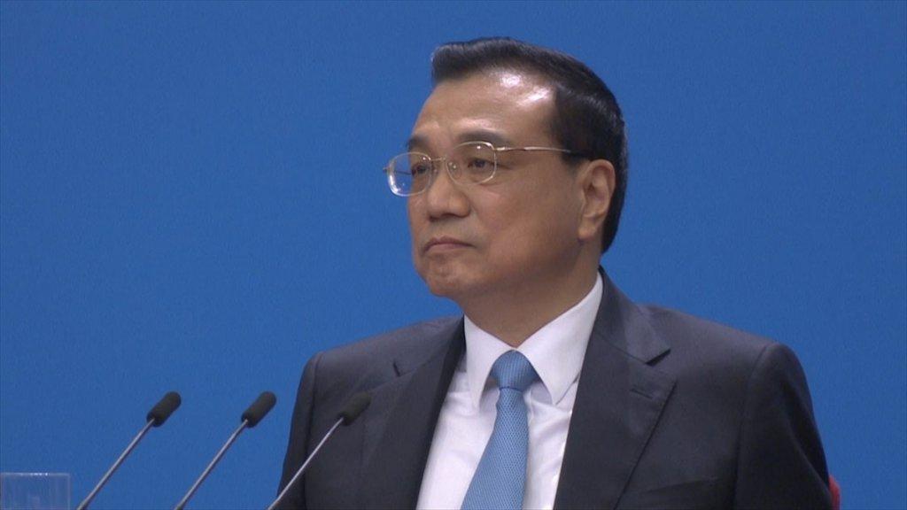 Çin Başbakanından Çok sert ABD - ÇİN yorumu! Kimseye faydası olmaz