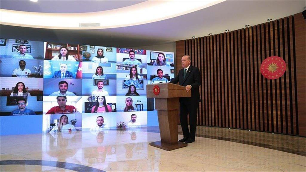 Cumhurbaşkanı Erdoğan uyardı : Hata Yapma Lüksümüz Yok