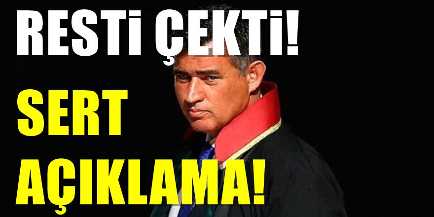 Metin Feyzioğlu 80 baroya karşı! 'Bildiriyi okumam' dedi