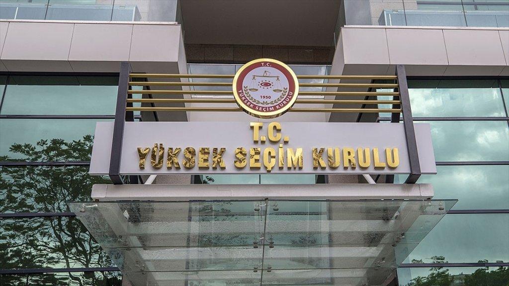 YSK'dan Siyasi parti kongreleri ve seçimlerle ilgili son dakika kararı