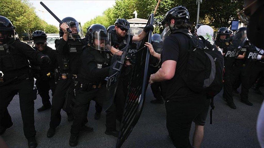 George Floyd'un Zanlısı Olan  3 Polis İçin 750 Bin Dolar Kefalet
