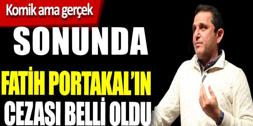Fatih Portakal'ın Cezası Açıklandı - Kararı gören herkes güldü