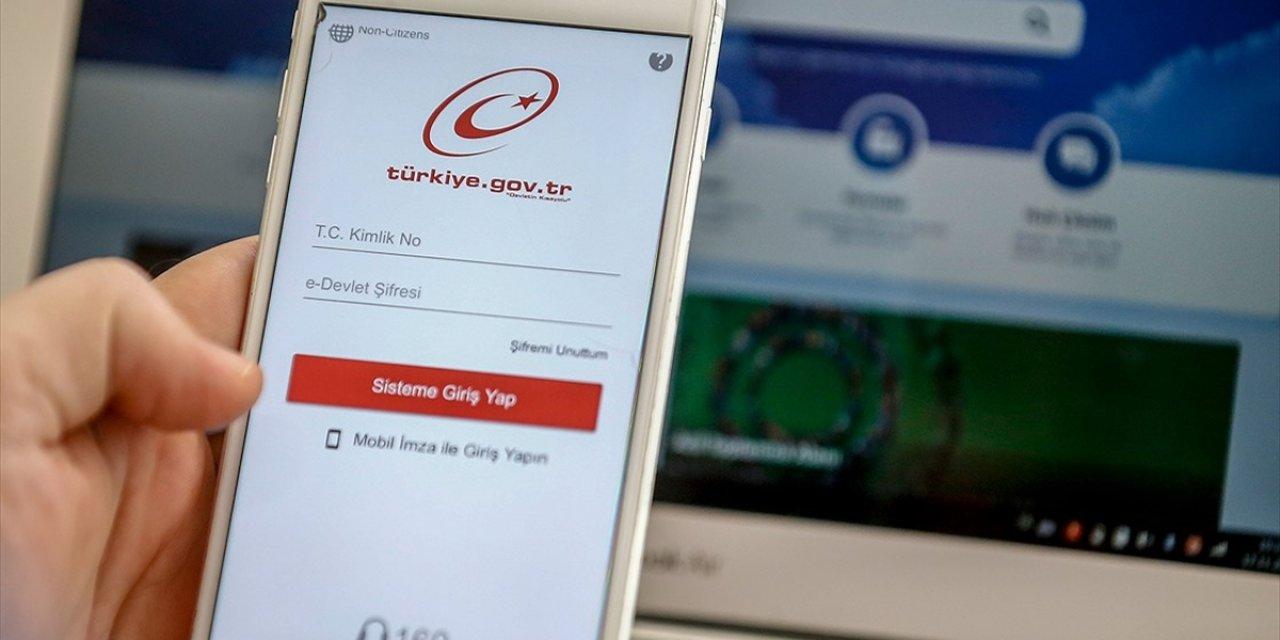 e-Devlet'te Yeni Bir Hizmet Daha! Şubeye Gitme Derdine Son