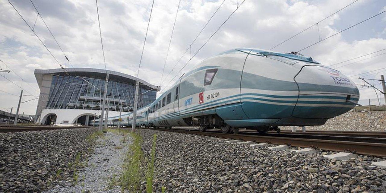 Ankara-İzmir Hızlı Tren Hattıyla İlgili Çalışmalar Devam Ediyor