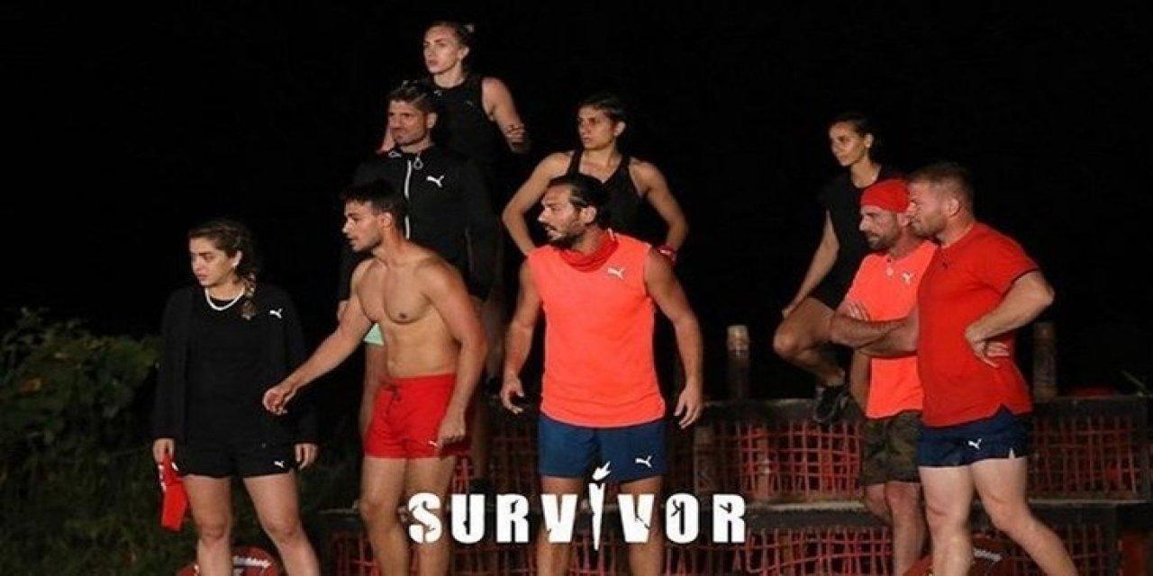 2 Şubat 2020 Exxen Survivor oy sıralaması belli oldu! Survivor'daElenen  isim ve SMS sıralaması açıklandı