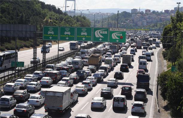 İstanbul'da 5. Fun Run Serisi Nedeniyle Bazı Yollar 23 Ekim'de Trafiğe Kapatılacak