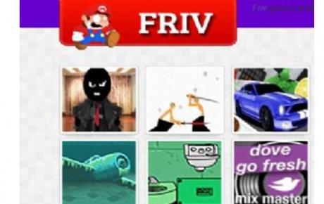 New Friv Games, Free Friv oyunları