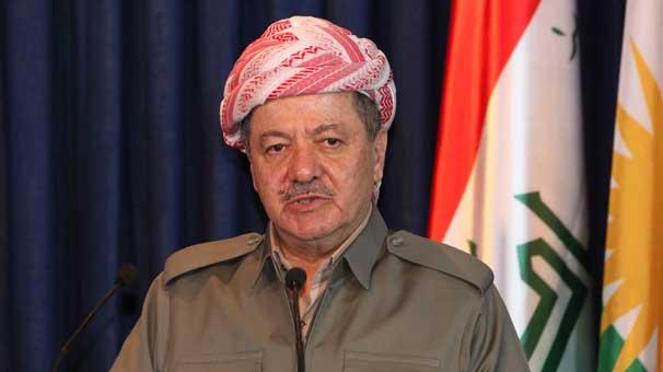 Mesud Barzani, Hafta Sonu Ankara'ya Gelecek.