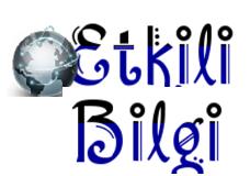Etkili Bilgi, En özgün kaynaklardan ve güncel bilgi paylaşım platformu.