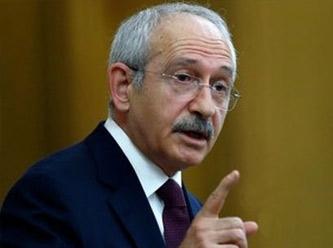 CHP Genel Başkanı Kılıçdaroğlu: ''Ya 12 Eylül'ü bile aratıyorsunuz''