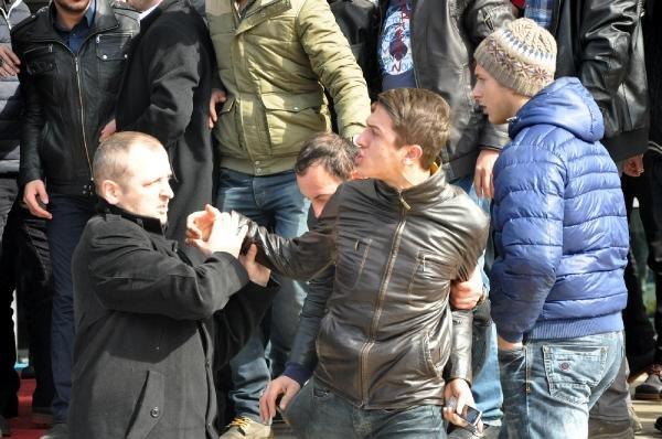 Üniversiteliye saldırı davası Ağır Ceza'da görülecek
