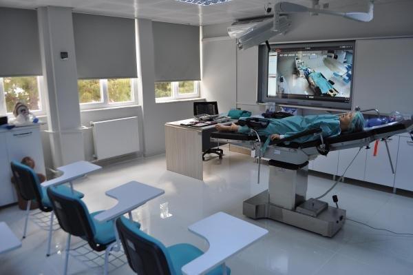 İzmir'de Sanal hastane hizmete girdi
