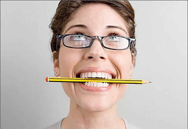 Kalem ısırmanın inanılmaz etkisi