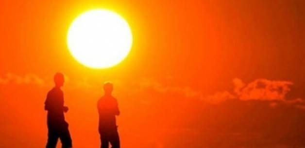Trabzon'da 26 Yılın En Sıcak Ayı
