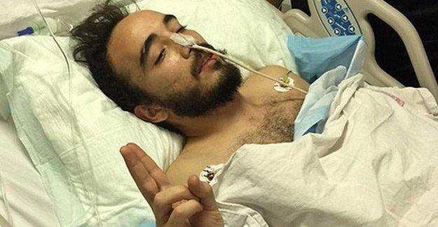 Çağdaş Küçükbattal Gezi'de gözünü kaybetti,Suruç'ta ise