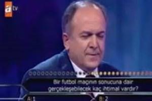 Kim Milyoner Olmak İster'de şok! Profesör ikinci soruda elendi!