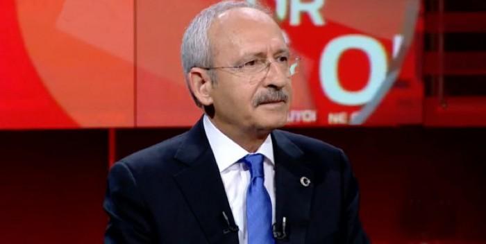 Chp Genel Başkanı Kılıçdaroğlu, Gto'yu ziyaret etti