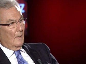 Deniz Baykal'dan Ahmet Davutoğlu'na tebrik