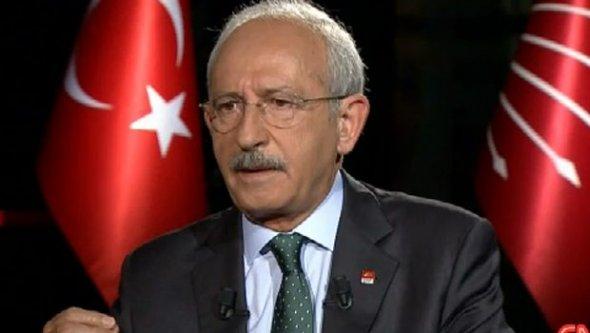 Kılıçdaroğlu'nu şaşırtan özür!