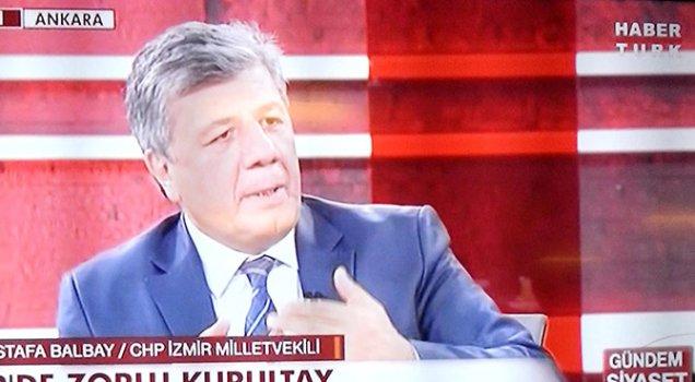 Balbay: Kılıçdaroğlu'na vefa borcum var