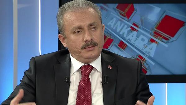 Mustafa Şentop: Başkanlık istikrar getirir