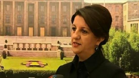 HDP'den Leyla Zana değerlendirmesi