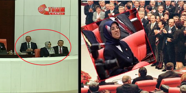 Kavakçı'nın yuhalandığı mecliste artık başörtülüler de var!