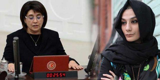 Esra Elönü, Leyla Zana krizine Akif'in sözleriyle katıldı